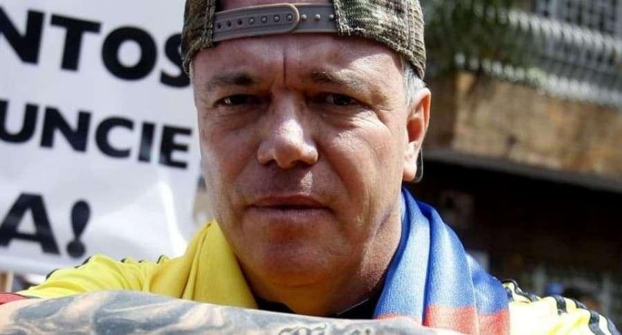 Jhon Jairo Velásquez Vásquez, alias 'Popeye'.  Foto: EFE Archivo