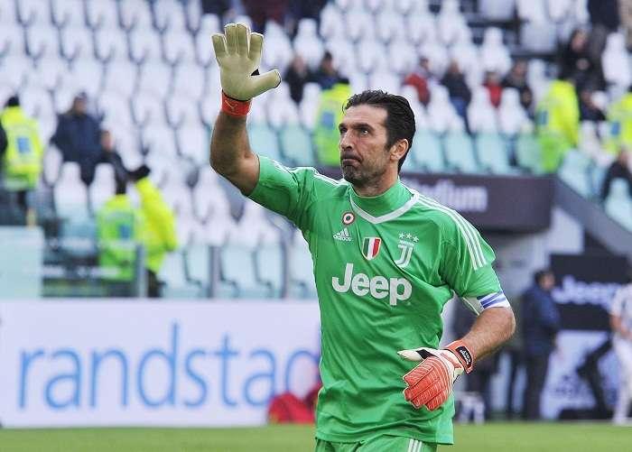 Gianluigi Buffon, actual guardameta de la Juventus Football Club de la Serie A Foto: EFE