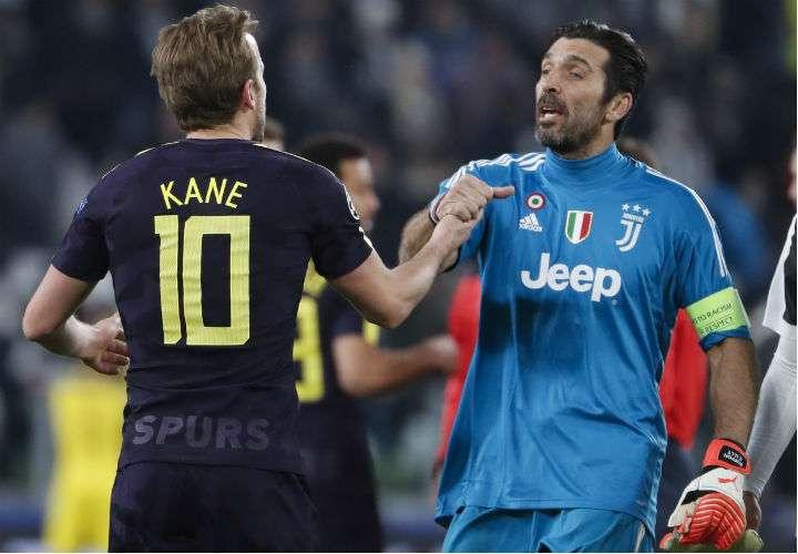 Gianluigi Buffon es el capitán del Juventus y de la selección italiana. Foto AP