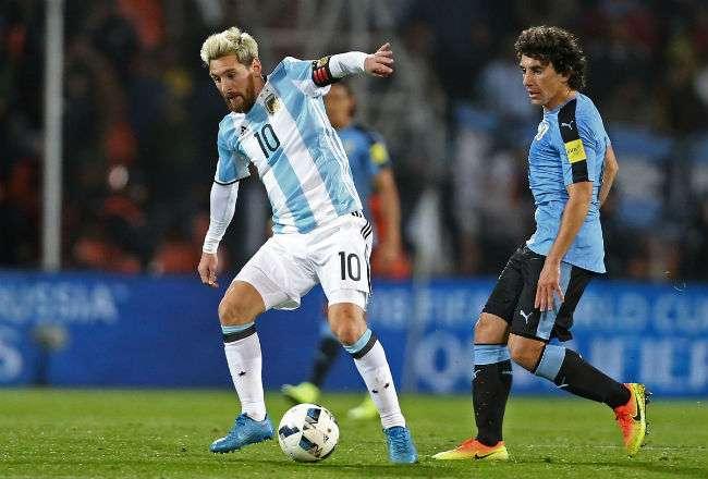 Lionel Messi jugará su cuarto mundial con la Selección Mayor de Fútbol de Argentina. EFE