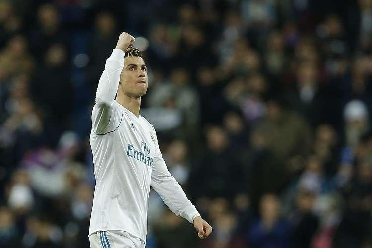 Cristiano Ronaldo, jugador del Real Madrid. Foto: AP