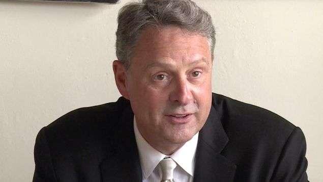 Embajador de Estados Unidos en Panamá, John Feeley. Foto: Archivo