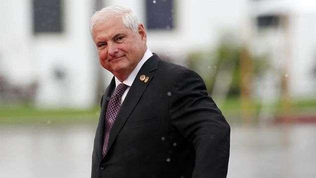 El exmandatario Ricardo Martinelli Berrocal envió una misiva, con fecha 27 de diciembre al magistrado de garantías José Ayú Prado.