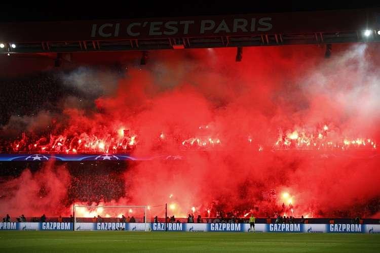 El líder de la liga francesa de antemano tiene un pase a la próxima fecha de la Liga de Campeones. Foto: AP
