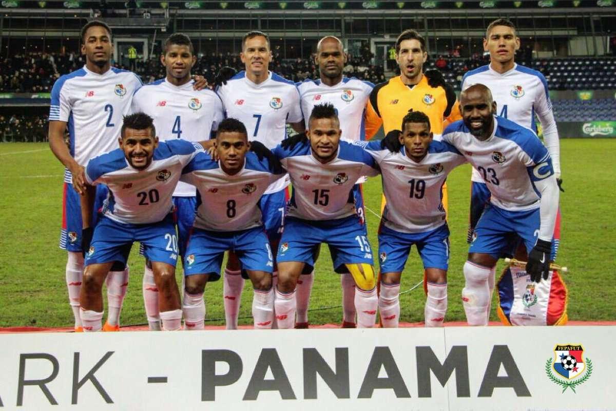 Panamá  perdió 1-0 ante Dinamarca, el jueves, en partido de preparación con miras a Rusia 2018. Foto Cortesía Fepafut