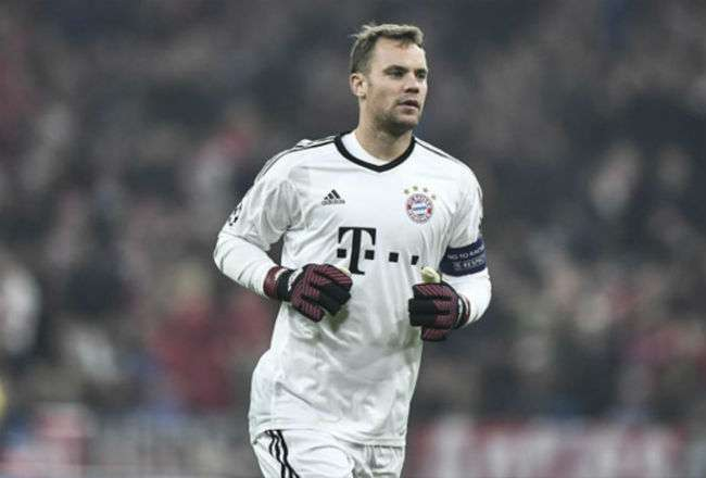Manuel Neuer es considerado como uno de los mejores porteros del mundo.