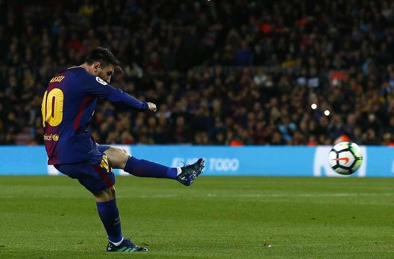 Lionel Messi./ Foto AP