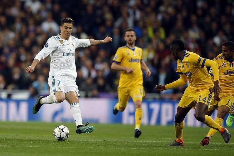 Cristiano Ronaldo metió el penalti que le dio el triunfo al Real Madrid. Foto: AP