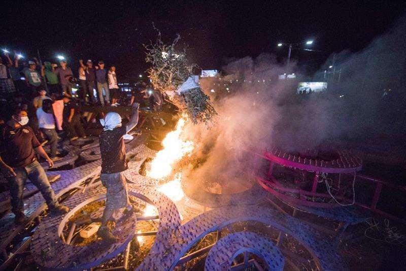 Protestas en Nicaragua. Tensión se mantiene en el país