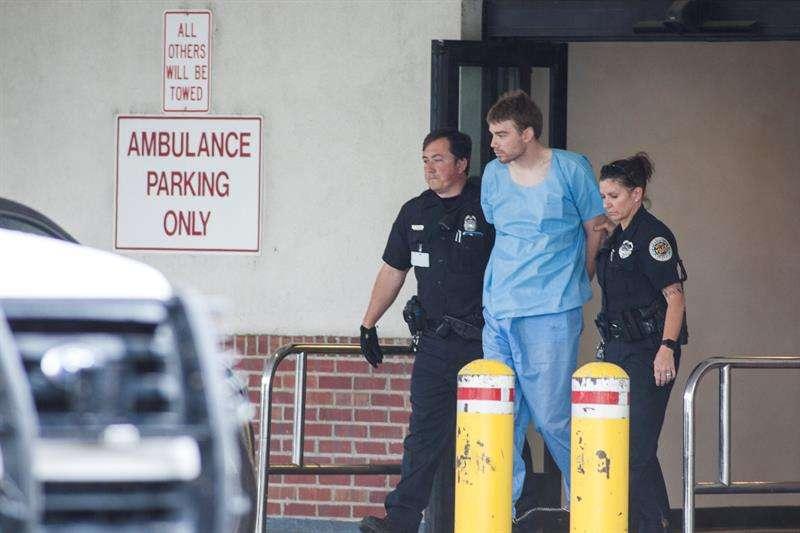 Sospechoso del tiroteo en Tennessee. Foto/ EFE