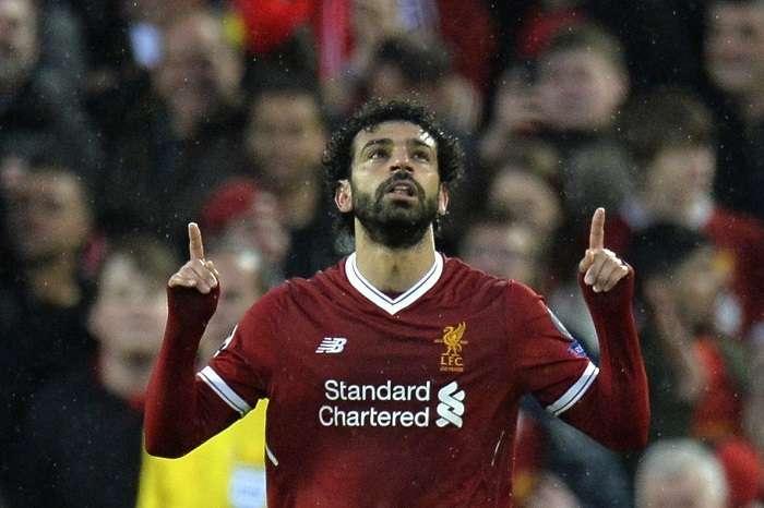 Mohamed Salah es la gran figura de Egipto. / EFE
