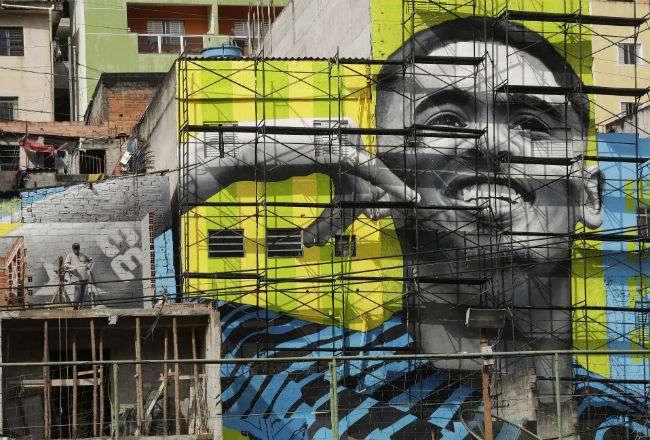 El jugador brasileño Gabriel Jesús. Foto: AP