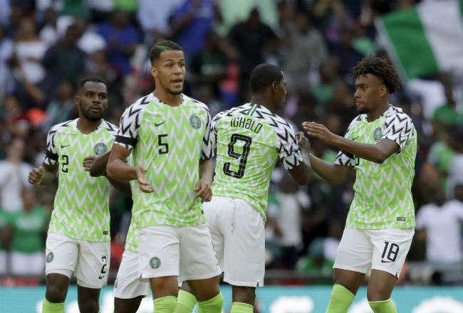 Nigeria tiene el objetivo de avanzar a la segunda ronda del torneo.