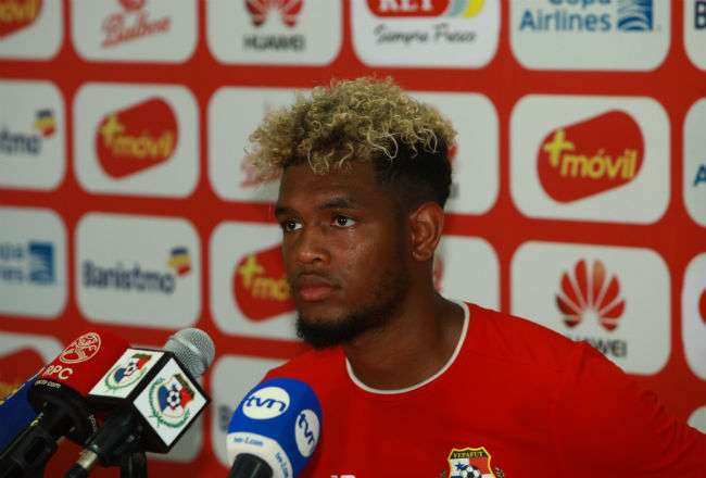 """El jugador Ricardo """"Pepe"""" Ávila. Foto: Anayansi Gamez"""