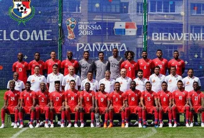 La selección de Panamá se encuentra en el grupo G.