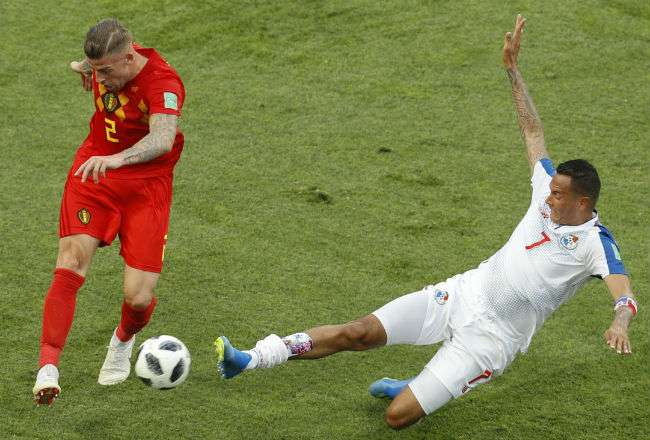 Bélgica se encuentra en el grupo G junto a Panamá e Inglaterra. Foto: AP
