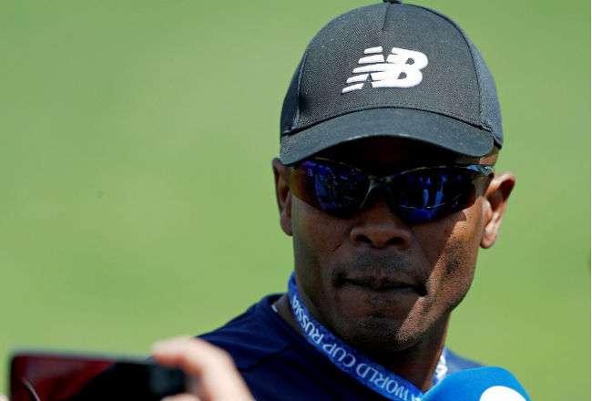 El ex jugador de la selección de Panama, Jorge Dely Valdés. Foto: EFE