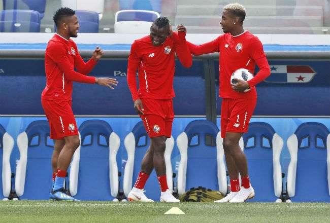 La selección de Panamá se ubica en el Grupo G. Foto: AP