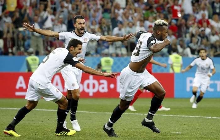 Costa Rica termino última en su grupo solo con un empate ante Suiza./EFE