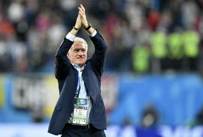 Didier Deschamps fue el capitán de la selección de Francia que ganó el Mundial de 1998.