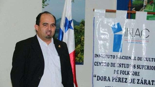 Subdirector del Instituto Nacional de Cultura, Juan Francisco Guerrero. Foto: Inac