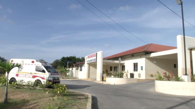 Hospital Dr. Rafael Estevez, de Natá, en Coclé. Foto: Archivo