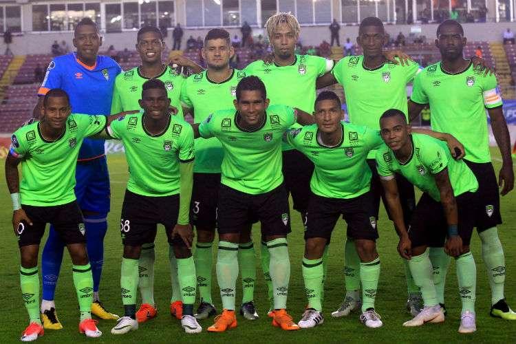 El conjunto de Costa del Este está en el primer lugar de la tabla de posiciones del torneo Apertura 2018 de la Liga Panameña de Fútbol. Foto: Anayansi Gamez