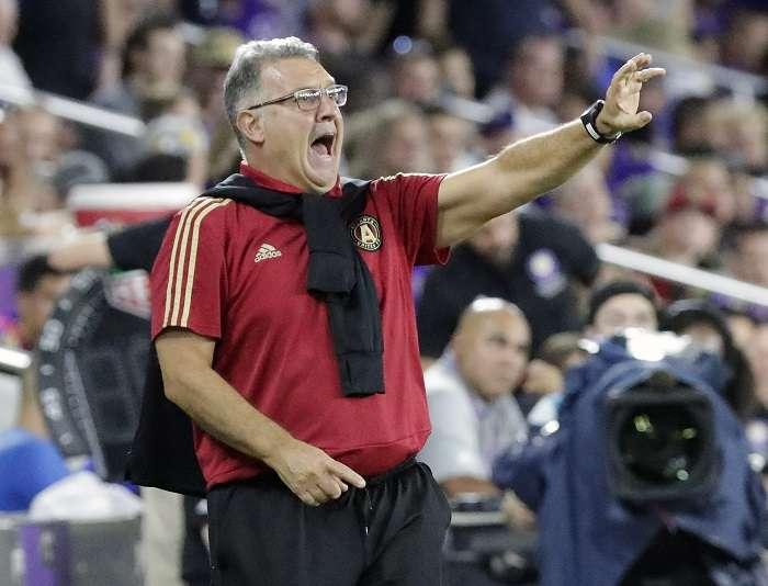 """Gerado """"""""Tata"""" Martino fue el técnico del año en la MLS./ ap"""