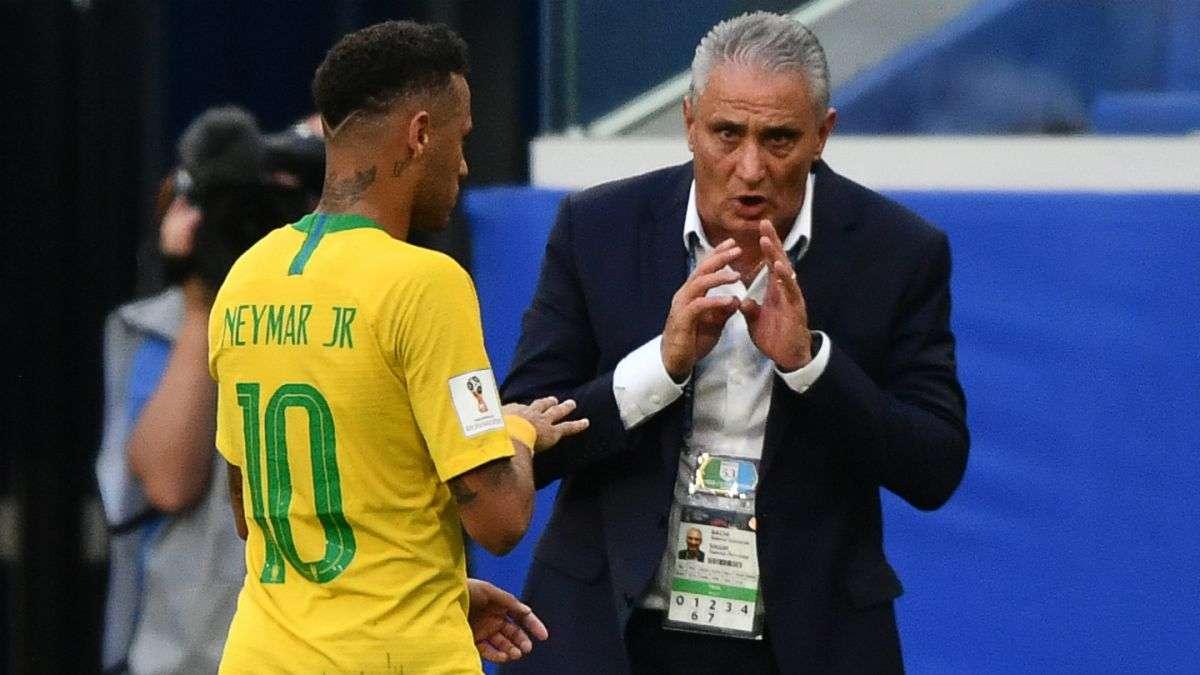 Adenor Leonardo Bacchi, 'Tite', seleccionador de Brasil. /Agencias