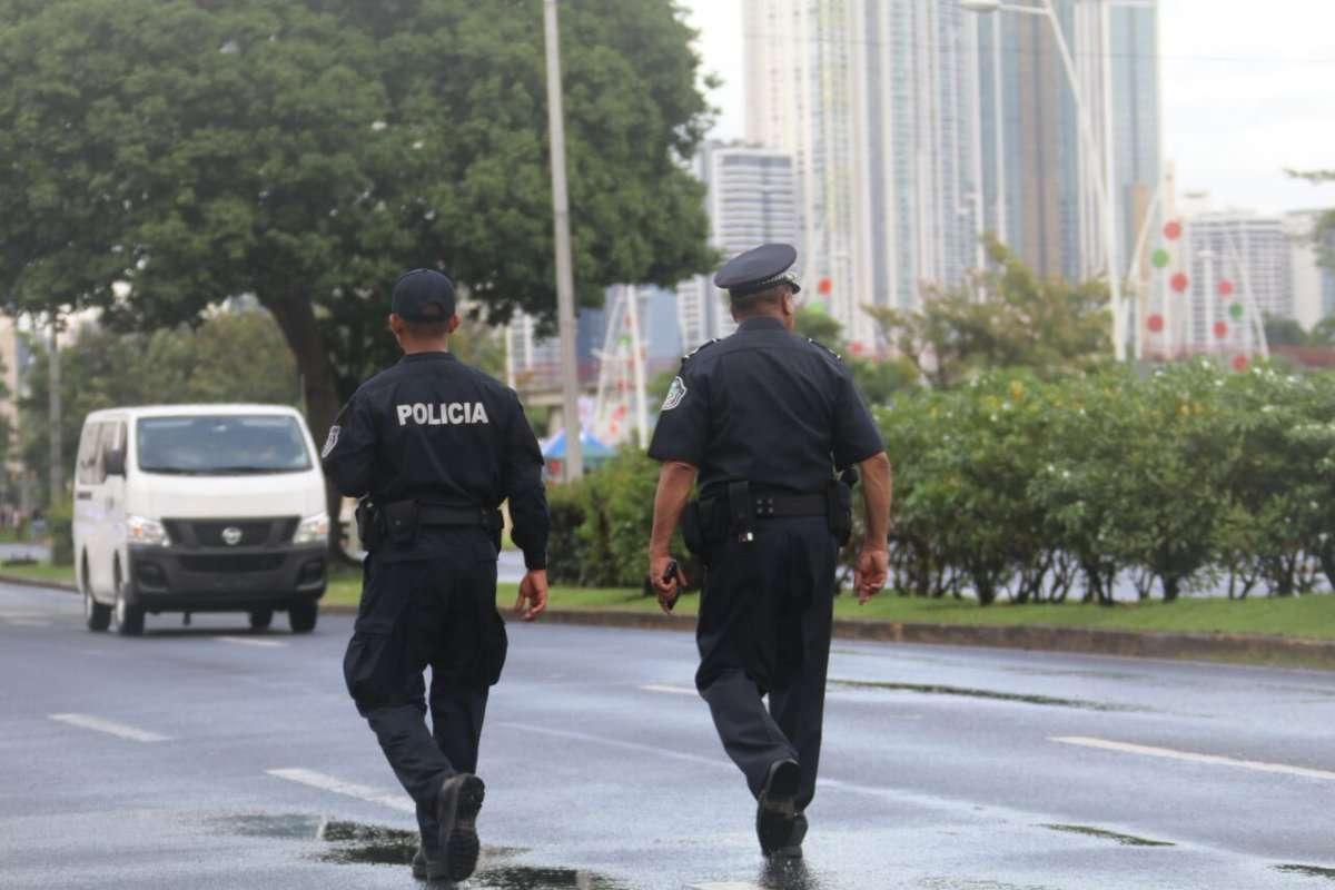 Hay un aumento de los delitos de hurtos y robos. /  Foto: @ProtegerYServir Ilustrativa