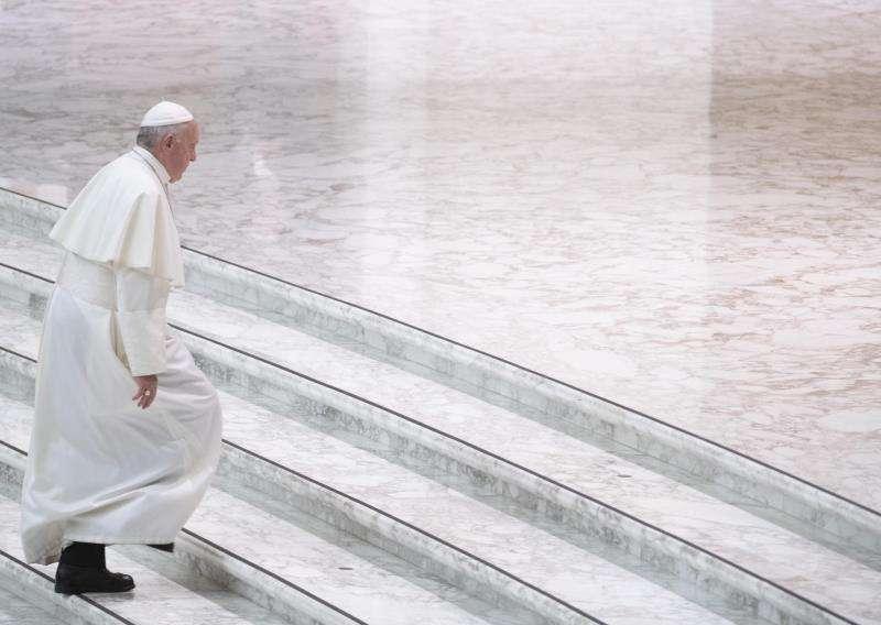 El papa Francisco. EFE/Archivo