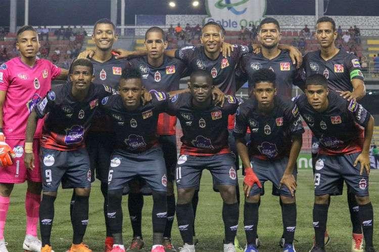 El Sporting de San Miguelito ha tenido un buen inicio en el torneo Clausura 2019 de la Liga Panameña de Fútbol. Foto: Sporting de San Miguelito