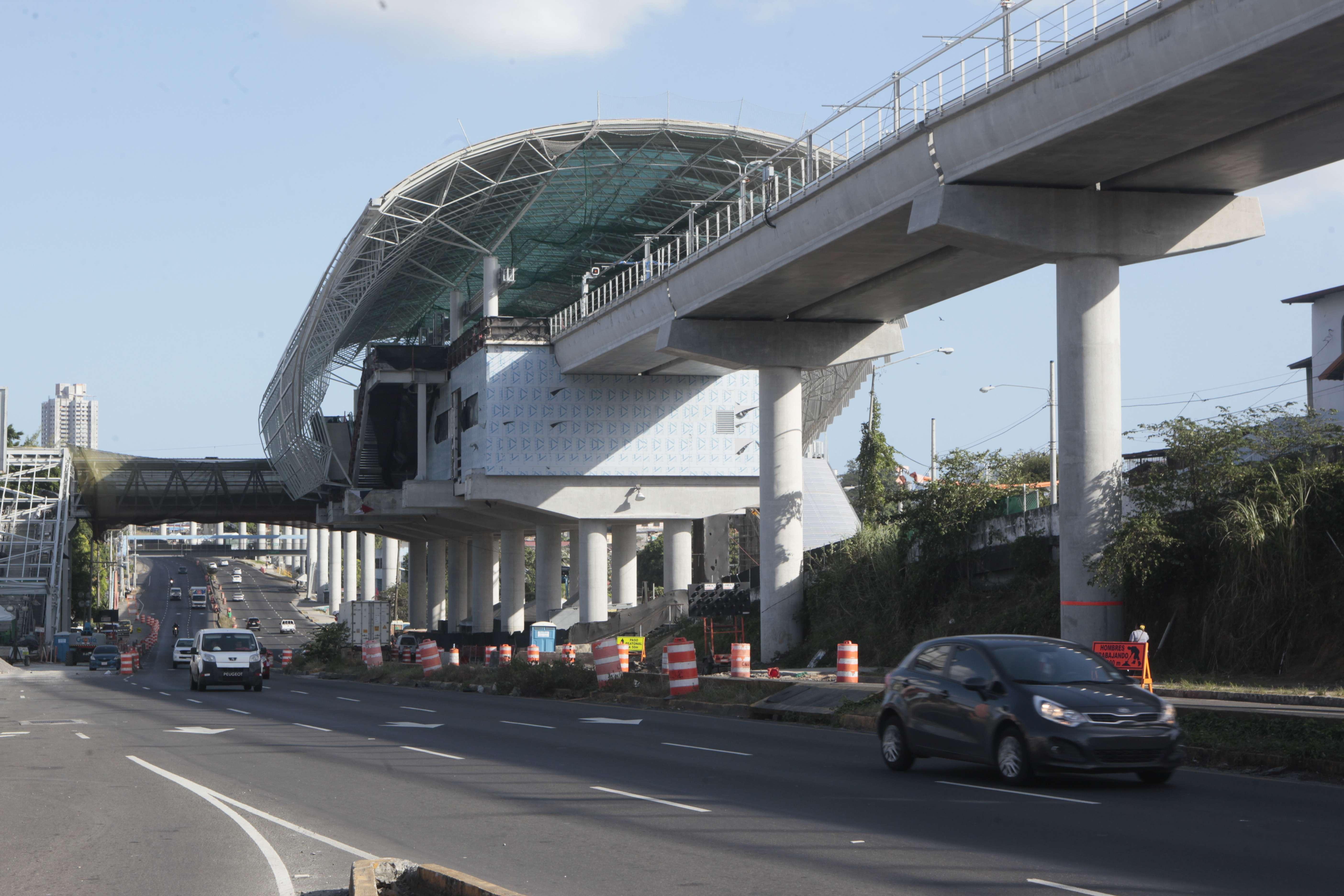 La Línea 2 del Metro fue puesta en operación parcialmente para la Jornada Mundial de la Juventud. Foto: Archivo