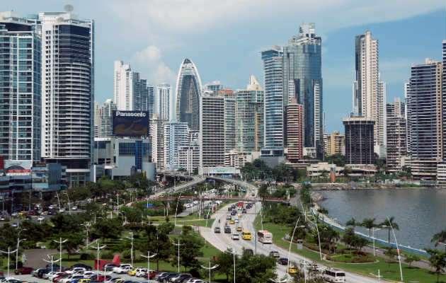 Vista general de la ciudad de Panamá.  / Foto: Archivo