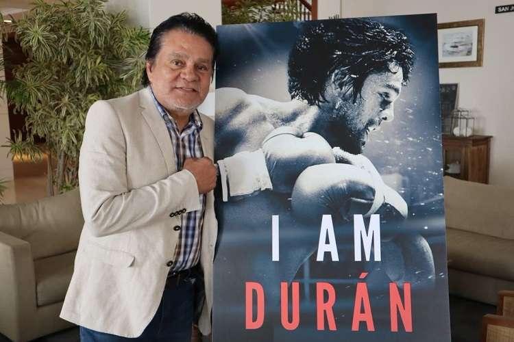 """""""I Am Duran"""" estará disponible a partir del 4 de junio. Foto: Twitter"""