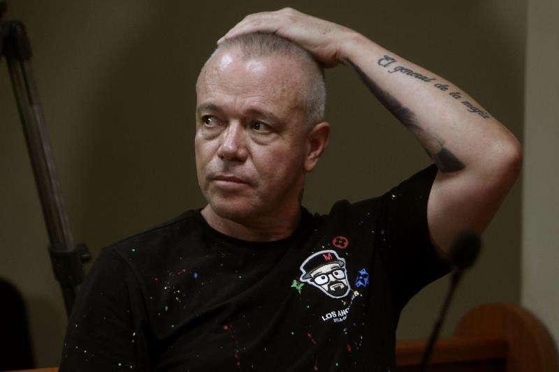 En la imagen un registro de Jhon Jairo Velásquez Vásquez, alias Popeye, exjefe de sicarios de Pablo Escobar. EFEArchivo