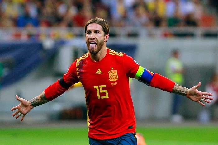 Sergio Ramos, hombre clave del Real Madrid y la selección de España. /EFE