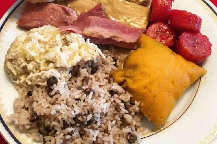 La cena de Navidad en Panamá es alta en carbohidratos, advierten médicos y nutricionistas. Foto: Archivo.