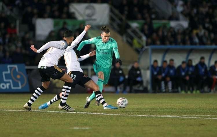 Gareth Bale anotó uno de los tantos del equipo de Zidane. Foto: EFE