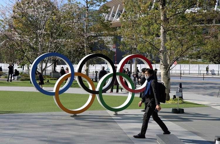 Los Juegos Olímpicos de Tokio se celebrarán finalmente entre el 23 de julio y el 8 de agosto de 2021. Foto: EFE