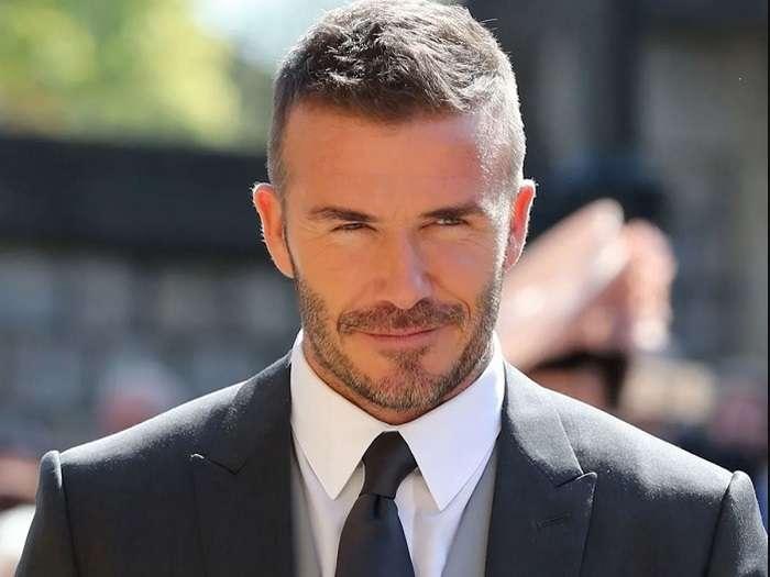 David Beckham/Archivo