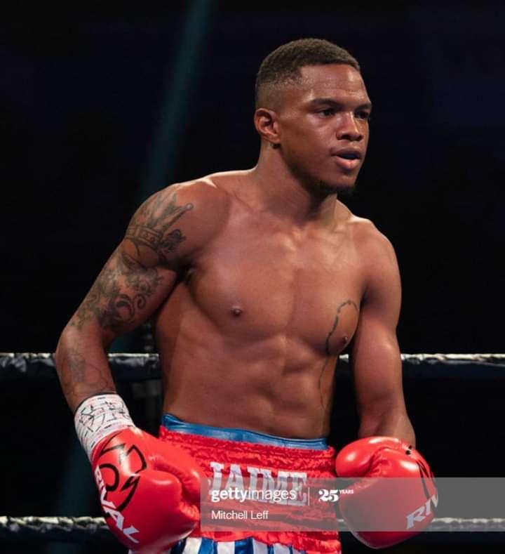 Jaime Arboleda es una de las esperanzas de Panamá para conquistar un título mundial.