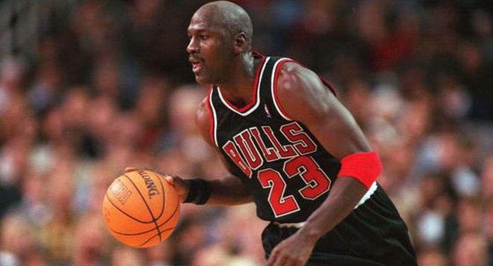 Michael Jordan /AP