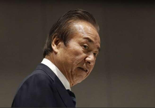 Haruyuki Takahashi, del Comité Organizador de los Juegos Olímpicos de Tokio.