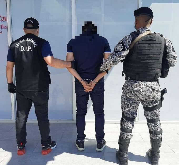 La detención se registró en el corregimiento de Juan Díaz.