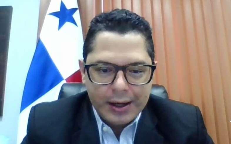 Viceminstro de Trabajo, Roger Tejada.