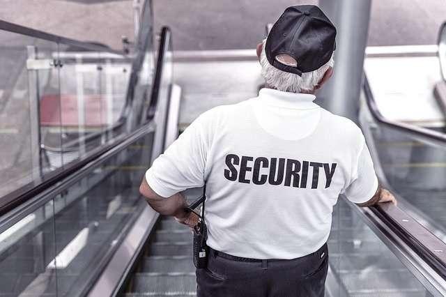Agente de seguridad. Foto: Ilustrativa: Pixabay