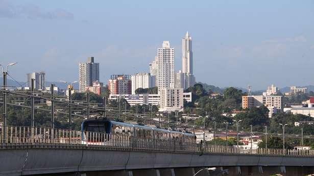 Metro de Panamá.