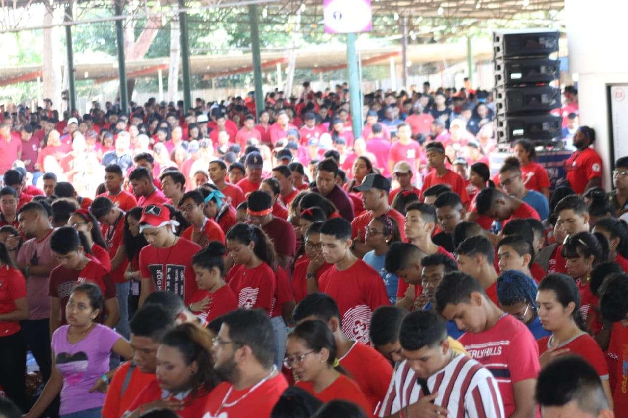 La actividad reúne cada año en Azuero a más de seis mil jóvenes de todo el país.