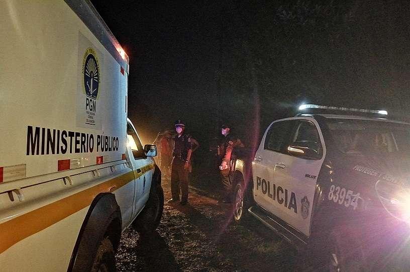 Las autoridades investigan el móvil del homicidio, ya que existe varias versiones sobre lo ocurrido.